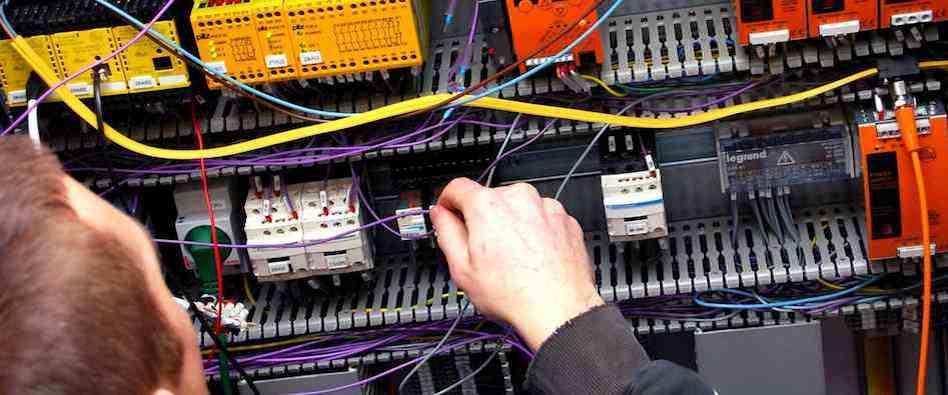 Technicien de maintenance indus